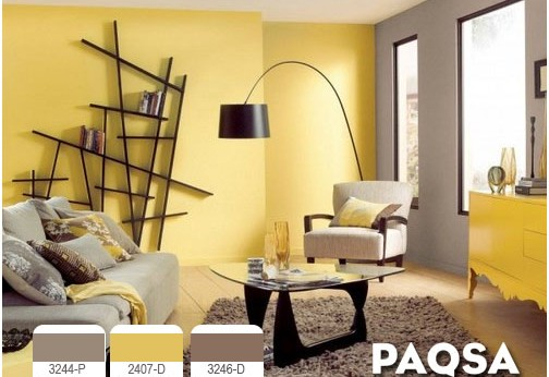 Blog paqsa part 6 - Combinacion de colores para pintar interiores ...