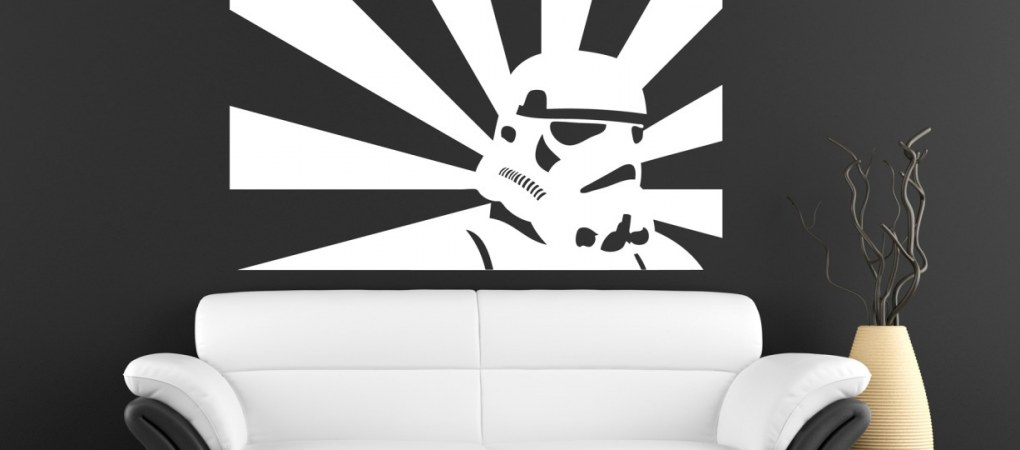 La fuerza de star wars en tu decoraci n blog paqsa for Decoracion de cuarto star wars